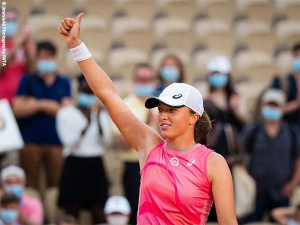 Iga Swiatek lolos ke babak ketiga French Open 2021 dengan mulus