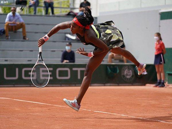 Cori Gauff tembus babak ketiga French Open 2021