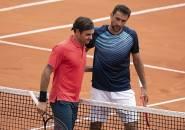 Hasil French Open: Roger Federer Lulus Ujian Menantang Marin Cilic