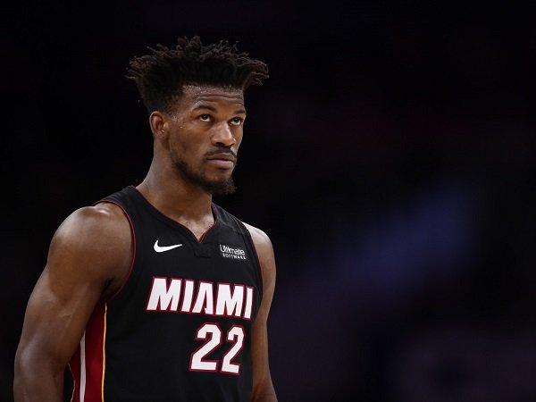Jimmy Butler berharap bisa amankan kontrak baru dari Miami Heat.