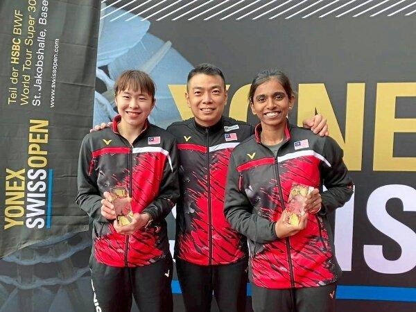 Khe Wei Yakin Pearly dan Thinaah Jadi Penantang Medali di Olimpiade Paris 2024