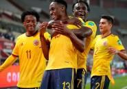 Kualifikasi Piala Dunia 2022: Uruguay dan Argentina Imbang, Kolombia Berpesta