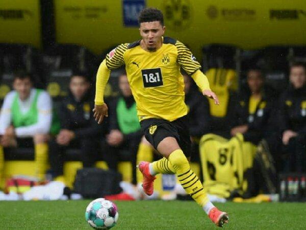 MU sudah memulai negoaiasi dengan Borussia Dortmund untuk transfer Jadon Sancho