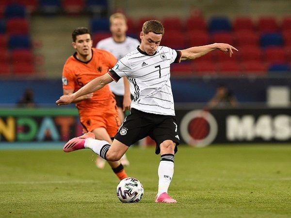 Portugal dan Jerman saling tarung di final Piala Eropa U-21.