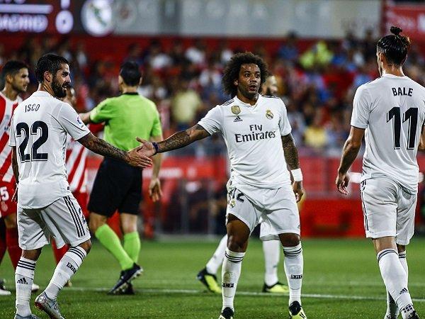 Real Madrid tetap berniat menjual Isco, Marcelo, dan Gareth Bale.