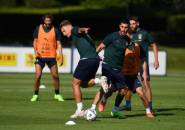 Roberto Mancini Bandingkan Ciro Immobile dan Andrea Belotti
