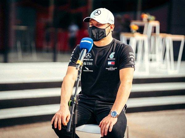 Valtteri Bottas percaya diri bisa petik hasil maksimal di Sirkuit Baku.