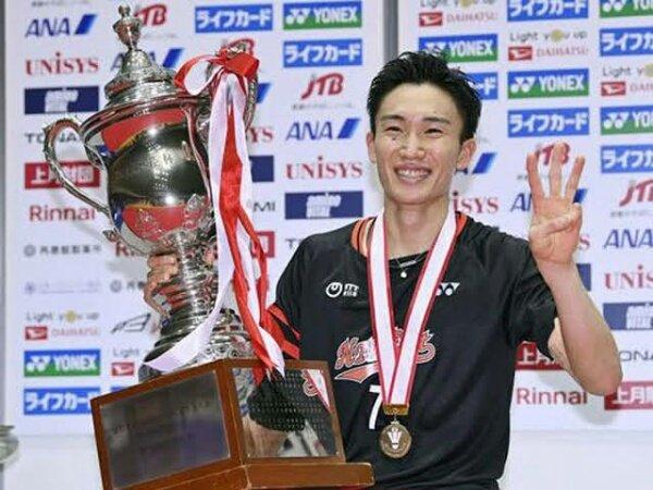 Tekad Jepang Sapu Bersih Emas di Olimpiade Tokyo