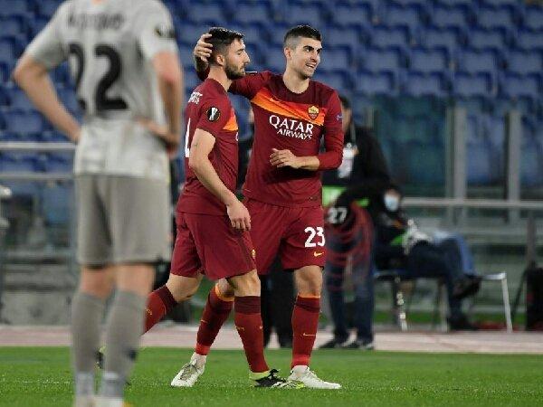 Sang agen bicara tentang Gianluca Mancini dan Bryan Cristante di AS Roma