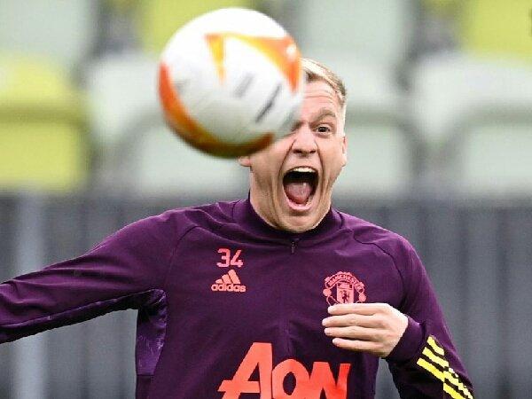 Jika ingin tinggalkan MU, Donny van de Beek disarankan gabung Liverpool
