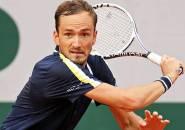Hasil French Open: Performa Apik Antarkan Daniil Medvedev Ke Babak Keempat