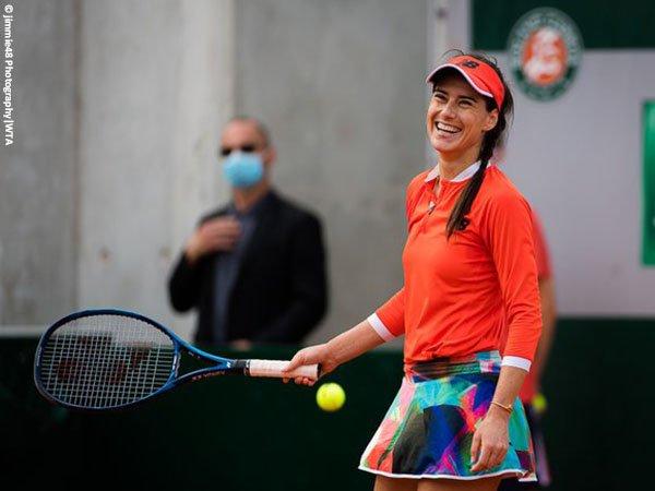 Sorana Cirstea melaju ke babak keempat French Open 2021