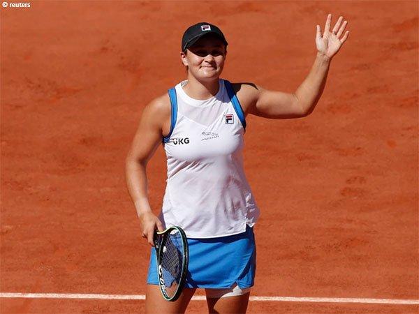 Ashleigh Barty mundur dari German Open 2021