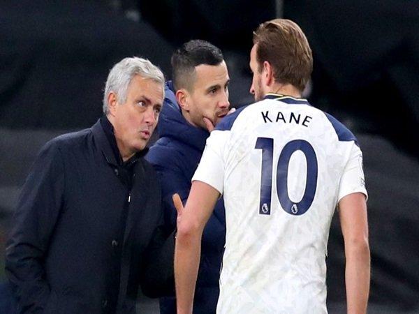 Mourinho ungkap motivasi Kane di Euro 2020