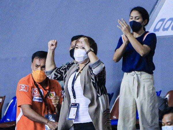 Direktur Utama IBL, Junas Miradiarsyah izinkan keluarga untuk datang ke final.