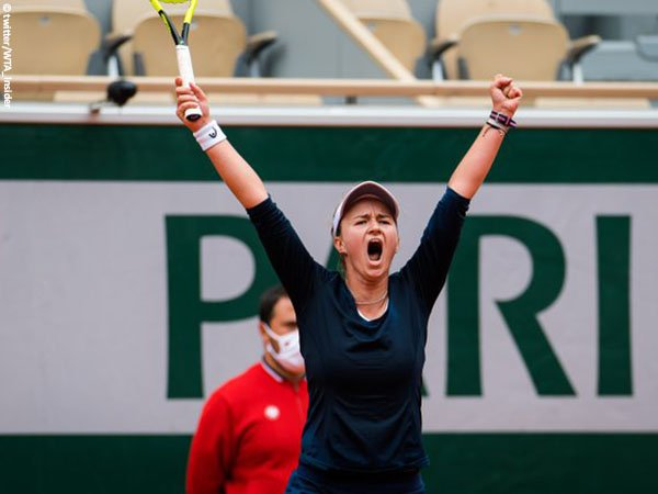 Barbora Krejcikova melenggang ke babak keempat French Open 2021