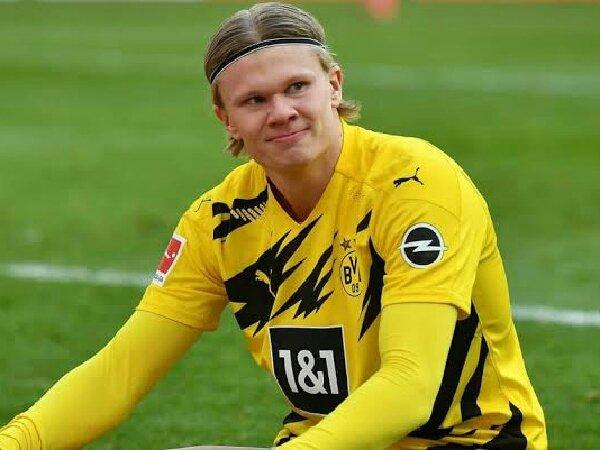 Borussia Dortmund pasang harga tinggi untuk Erling Haaland