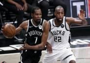 Brooklyn Nets Menangi Game Pertama Lawan Milwaukee Bucks