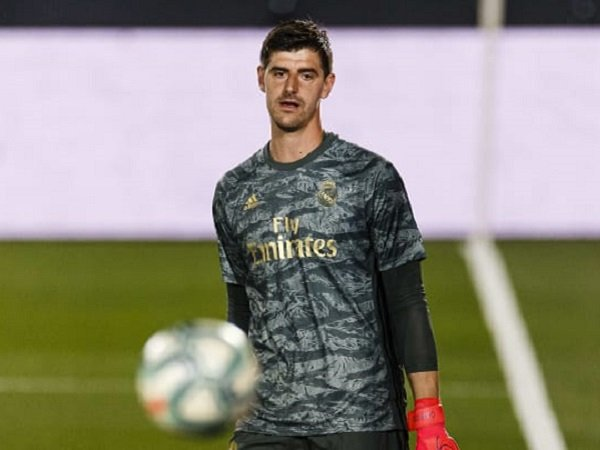 Kiper Real Madrid, Thibaut Courtois. (Images: Getty)