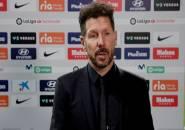 Diego Simeone Siap Perpanjang Kontrak Dengan Atletico Madrid