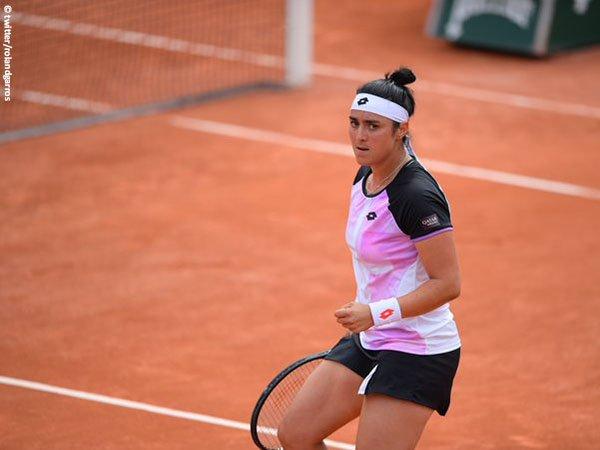 Ons Jabeur melaju ke babak keempat French Open 2021