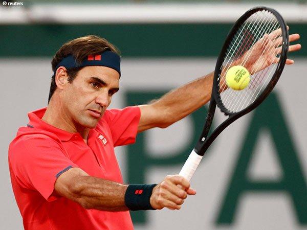 Roger Federer melenggang ke babak keempat French Open 2021