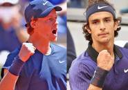 Jannik Sinner Dan Lorenzo Musetti Kompak Bersinar Di French Open