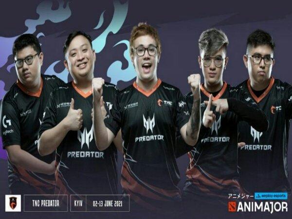 TNC Predator Stop Kemenangan Beruntun Team Nigma di WePlay AniMajor