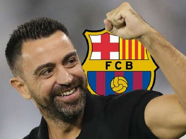 Legenda Barcelona, Xavi Hernandez. (Images: Getty)