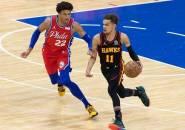 Atlanta Hawks Curi Game 1 Dari Tangan Philadelphia 76ers