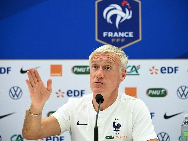 Didier Deschamps mengaku nyaman tukangi Prancis.