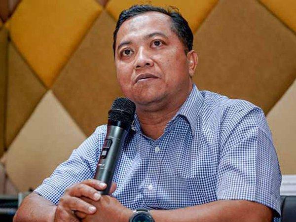 Sekretaris tim Persebaya Surabaya, Ram Surahman