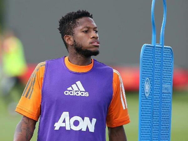 Fred mengklaim bahwa Manchester United tampil bagus musim ini