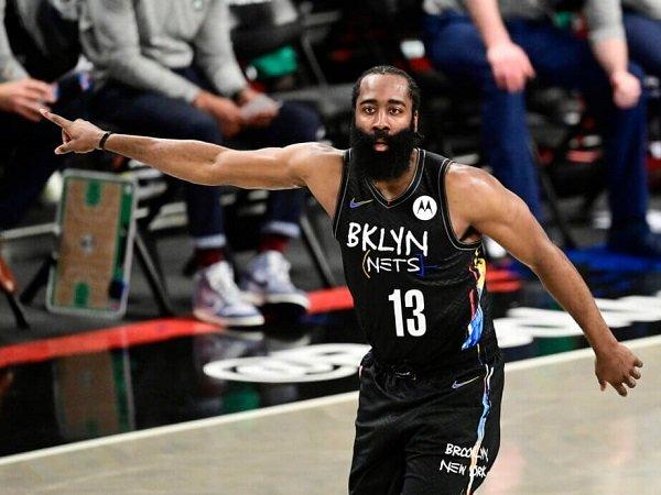 Brooklyn Nets tak akan diperkuat James Harden pada game kedua lawan Bucks.