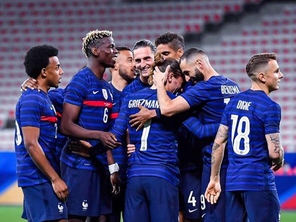 Prancis Masih Jadi Favorit Utama untuk Juara Euro