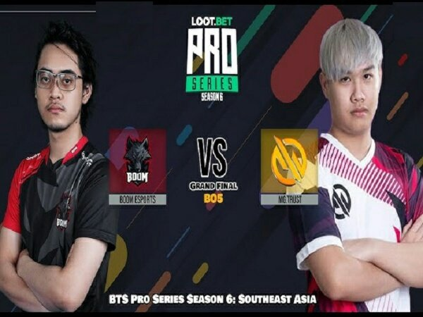 Takluk dari MTG, BOOM Esports Jadi Runner-up di BTS Pro Series SEA S6
