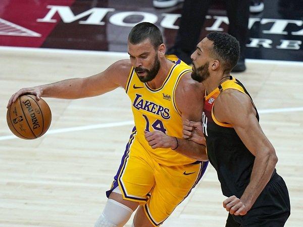 Marc Gasol bangga bisa bermain untuk tim Los Angeles Lakers musim ini.