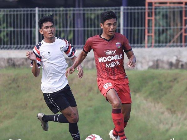 Widodo C Putro fokus benahi finishing touch skuat Persita Tangeragn