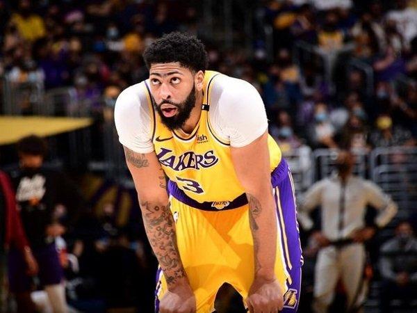 Anthony Davis akan pelajari kesalahan Lakers di musim 2020-2021.