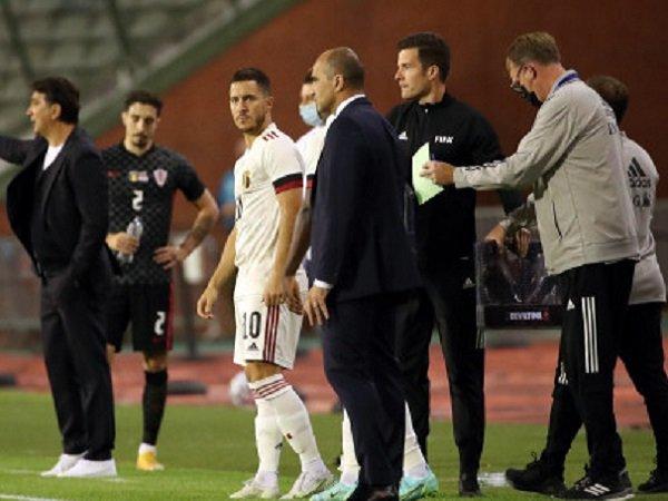 Arsene Wenger Nilai Hazard Bakal Bikin Belgia Jadi Tim yang Berbahaya. (Images: Getty)