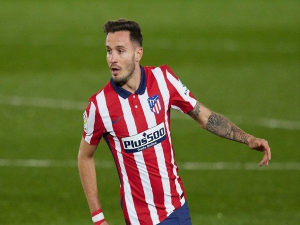 Atletico Madrid tawarkan Saul ke Man City