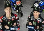 Duet Monster Energy Yamaha Pimpin Tes di Barcelona