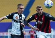 Genoa Tertarik Tampung Bek Sayap AC Milan Andrea Conti
