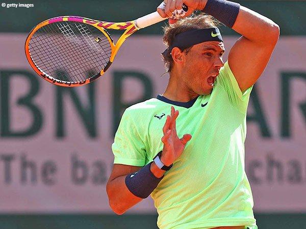Rafael Nadal kembali ke perempatfinal French Open 2021