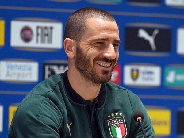 Leonardo Bonucci akui Mancini berhasil kembalikan antusiasme timnas Italia.