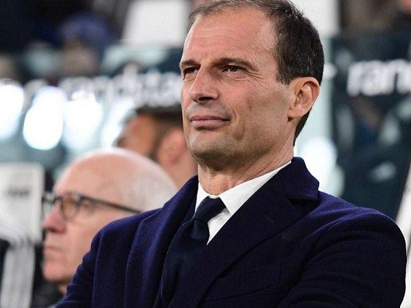 Leonardo Bonucci sebut Massimiliano Allegri sebagai sosok yang tepat untuk Juventus.