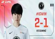 LPL Summer Split 2021: Tanpa TheShy, IG Menang Tipis 2-1 atas Suning