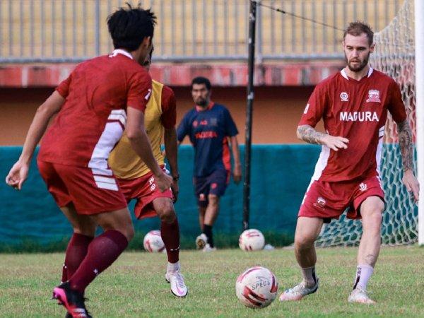 Persiapan Madura United jelang Liga 1