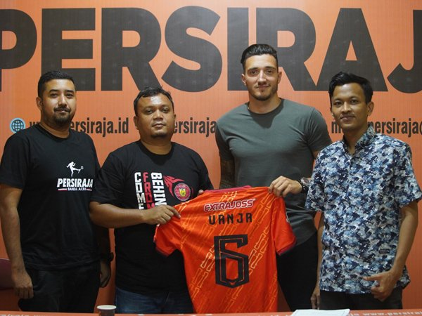 Persiraja Banda Aceh memperkenalkan pemain asingnya untuk Liga 1 2021/2022