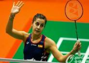 PV Sindhu Prihatin Sang Rival Carolina Marin Batal ke Olimpiade Tokyo